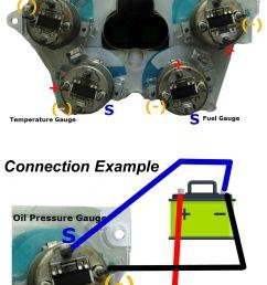 90 92 camaro center gauge cluster testing diagram [ 1295 x 1982 Pixel ]
