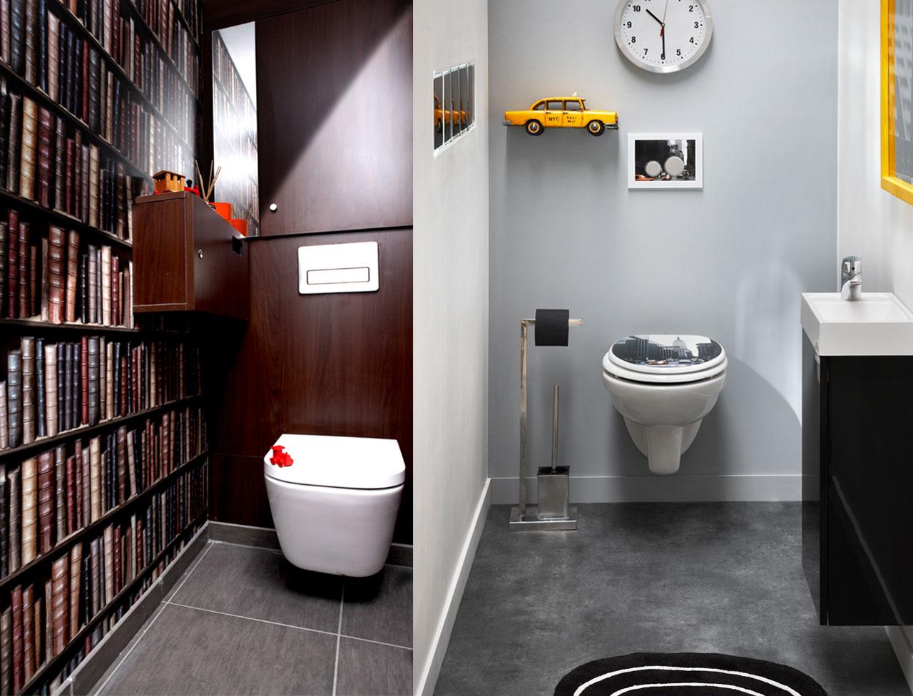 Toilette Au Mur - Décoration de maison idées de design d\'intérieur ...