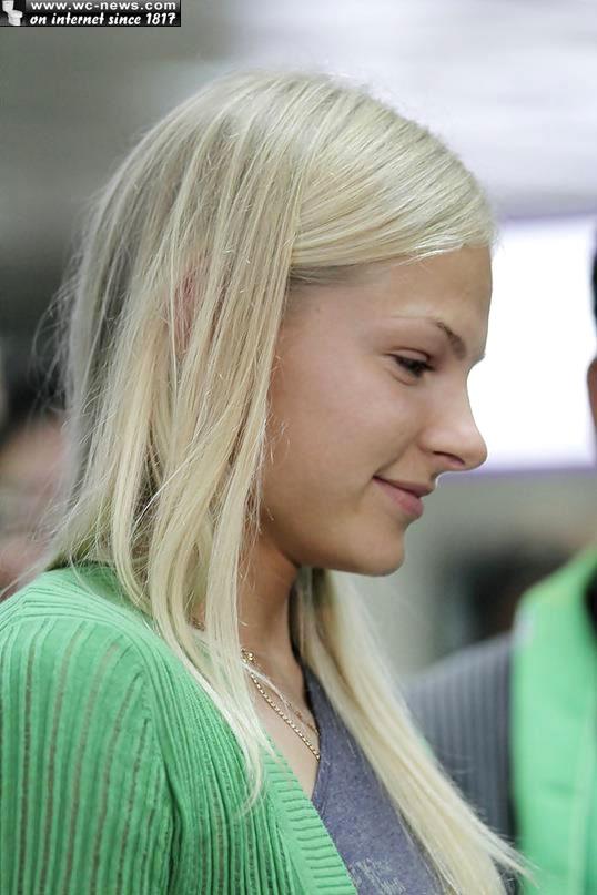 Photo Gallery Of Darya Klishina The Hottest Olympic Athletes