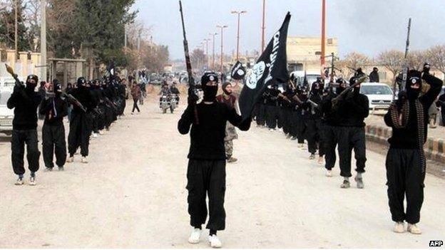 ISIS-AFP