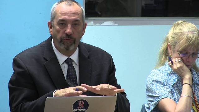 School Committee Meeting September 22, 2014