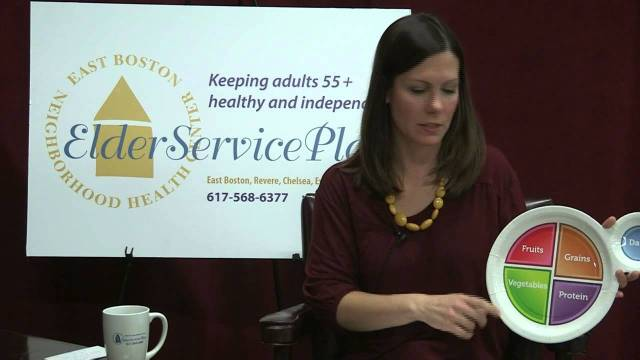 Checking In With Amy: Healthy Eating for Older Adults