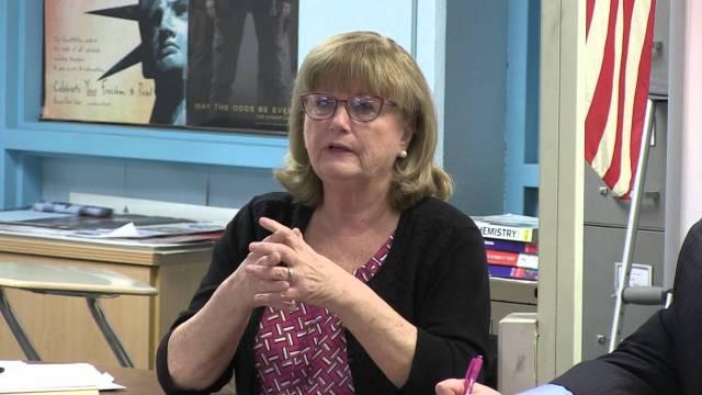 School Committee Meeting Of March 23, 2015