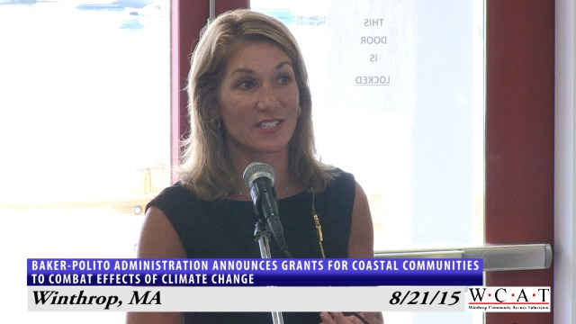 Baker/Polito Administration Grants Announcements