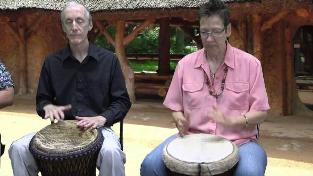 Djembe Melody July 11, 2015