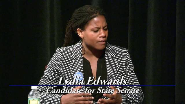 Senate Candidate Edwards March 2016