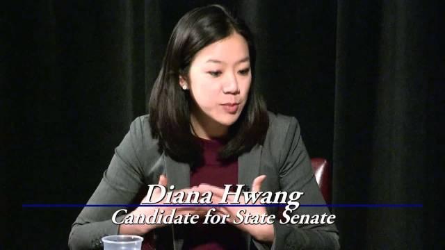 Senate Candidate Hwang March 2016