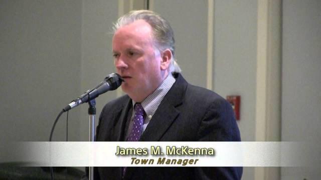 Winthrop Town Council Spring Forum, April 5, 2016