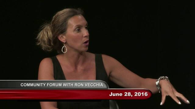 Community Forum With Ron Vecchia: The New Winthrop Ferry