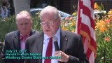 Governor Baker's MassWorks Grant Announcement In Winthrop, July 21, 2017