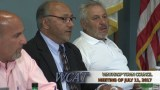Winthrop Town Council Meeting of July 11, 2017