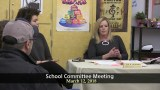 School Committee Meeting of March 12, 2018