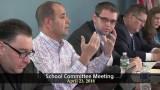 Winthrop School Committee Meeting of April 23, 2018