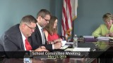 Winthrop School Committee Meeting of May 21, 2018