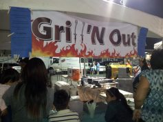Grilln out