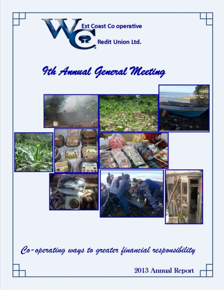 AGM Booklet