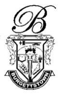 Burgettstown Jr. Sr. High School Student Council