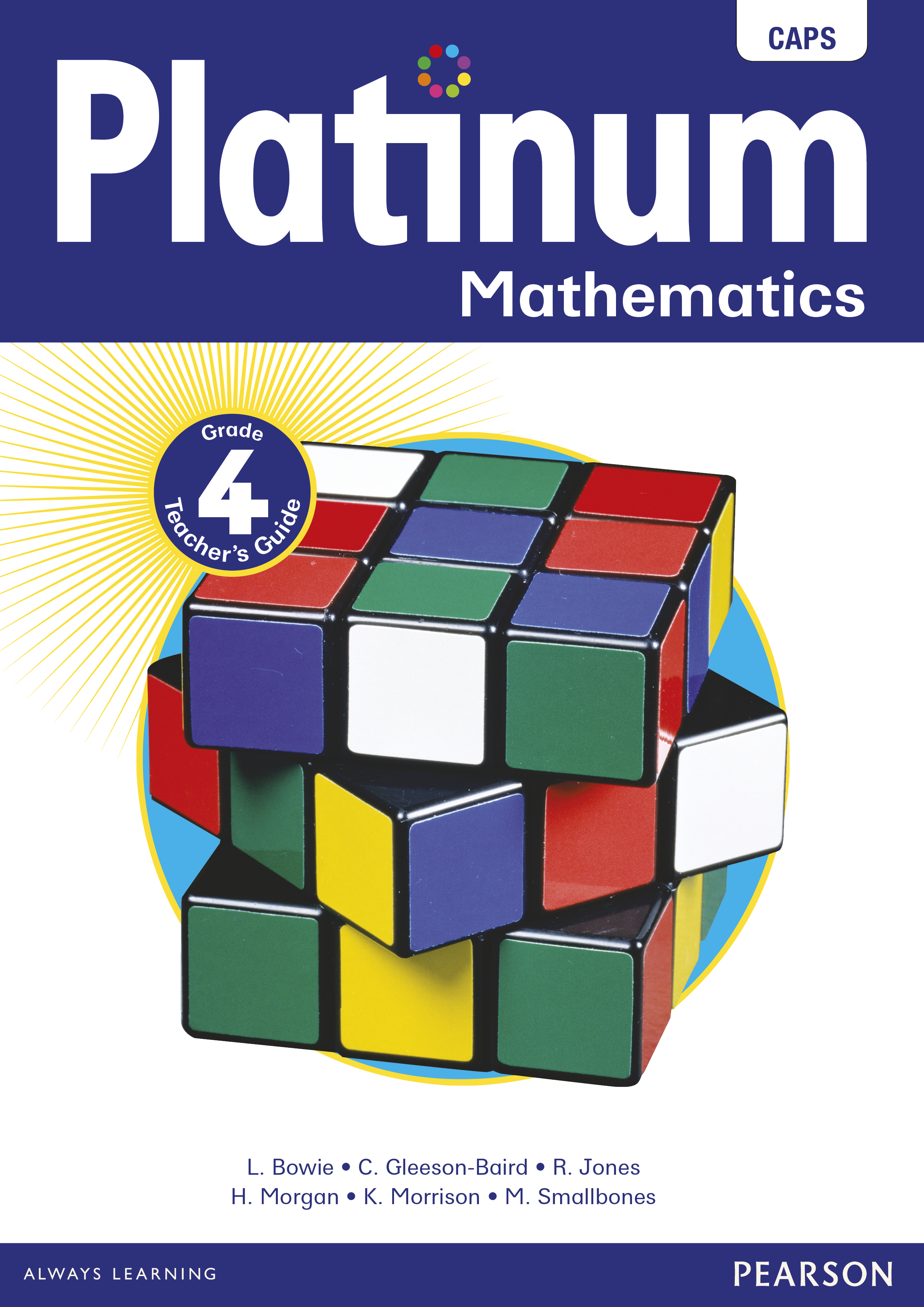 Platinum Mathematics Grade 4 Teacher S Guide E