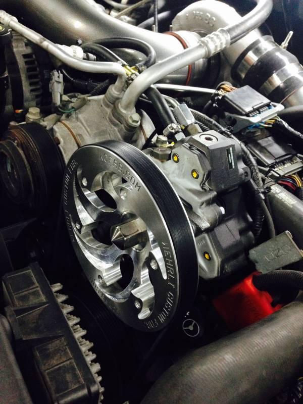 2006 Chevy Truck Wiring Diagram Lbz Lmm Duramax Twin Cp3 Kit Raw Custom Pulley