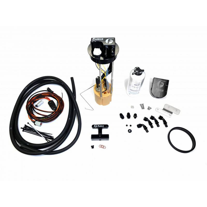 Fleece Fuel System Upgrade Kit with PowerFlo Lift Pump for