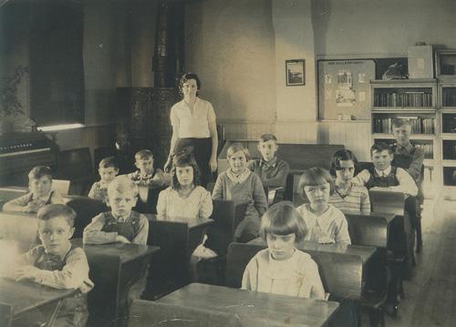 District No 37  Marty School  Washington County