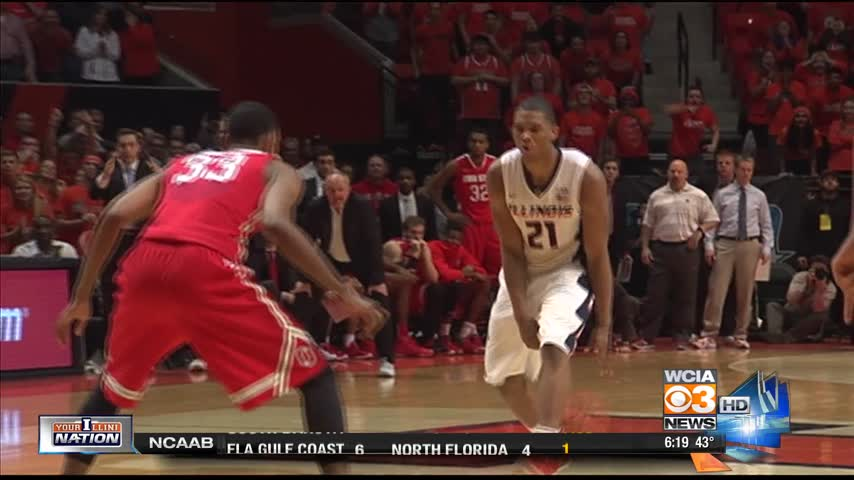 Illini recap Ohio State loss- prep for Wisconsin_20160131032726