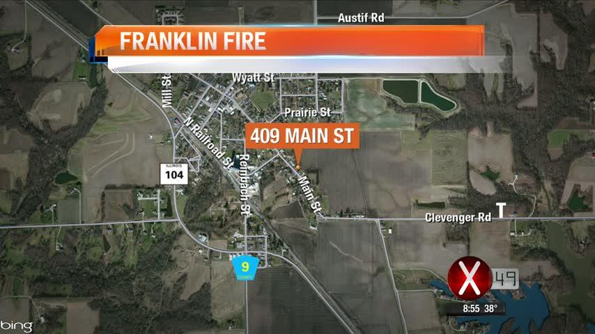 Morgan County Fatal Fire