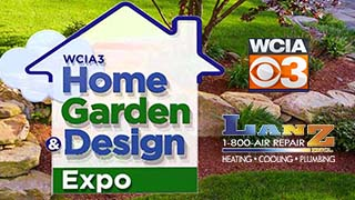 WCIA 3 Home Garden & Design Expo