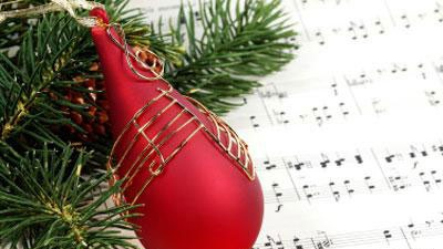 Christmas ornament with sheet music_474834683932465-159532