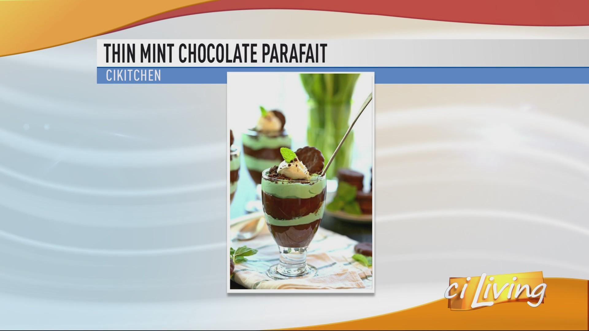 ciKitchen Girl Scouts of Central Illinois Thin Mint Recipe
