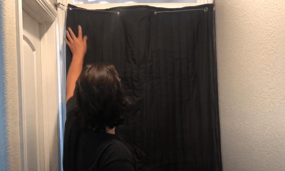 11 easy ways to soundproof a door