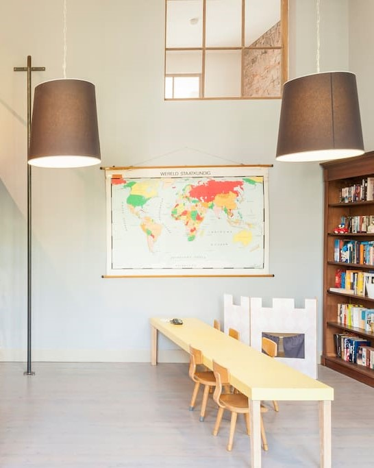 Play Room 2 Converted Schoolhouse