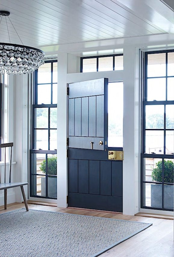 ike-kligerman-barkley-watch-hill-black-dutch-door-entryway