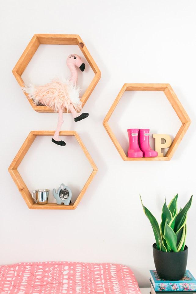 love-lola-baby-girl-nursery-one-room-challenge-hexagon-shelves