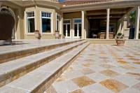 Marble Patio | Travertine Patio | West Coast Pavers