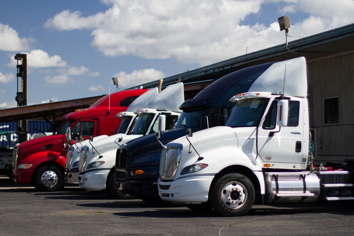 Oakland Drayage Company Intermodal Trucking - Year of Clean