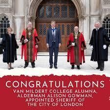 Election of City of London Sheriffs Jun 21