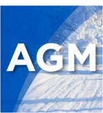 AGM, Annual General Meeting badge
