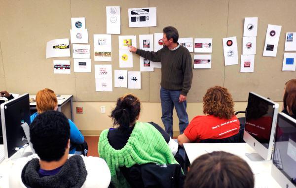 Graphic Design Classes