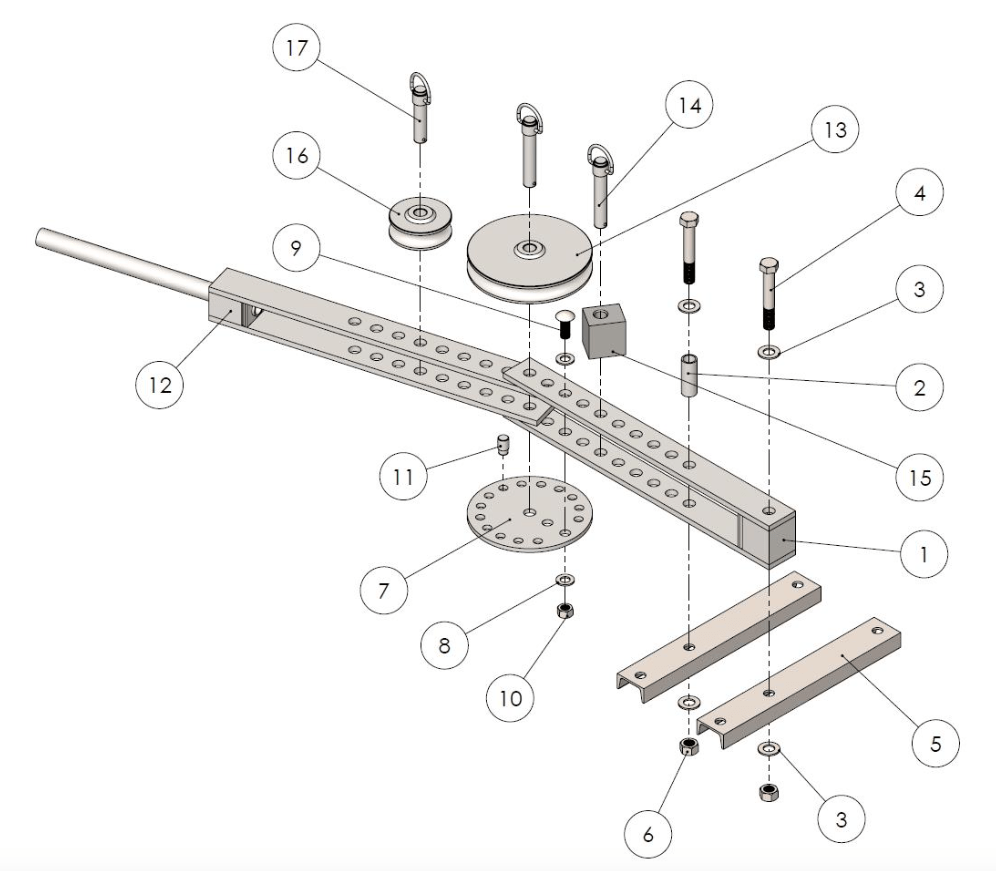 Tubing Bender Fabrication