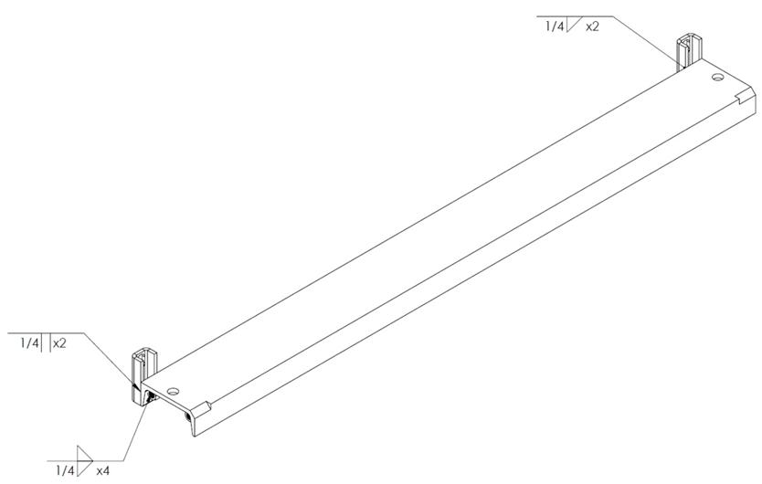 Sheet Metal Brake Assembly Tutorial