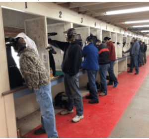 Pistol Marksmanship & Competition Seminar @ Kenmore Range Clubhouse