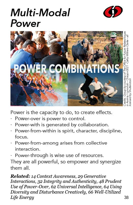 38 – Multi-Modal Power