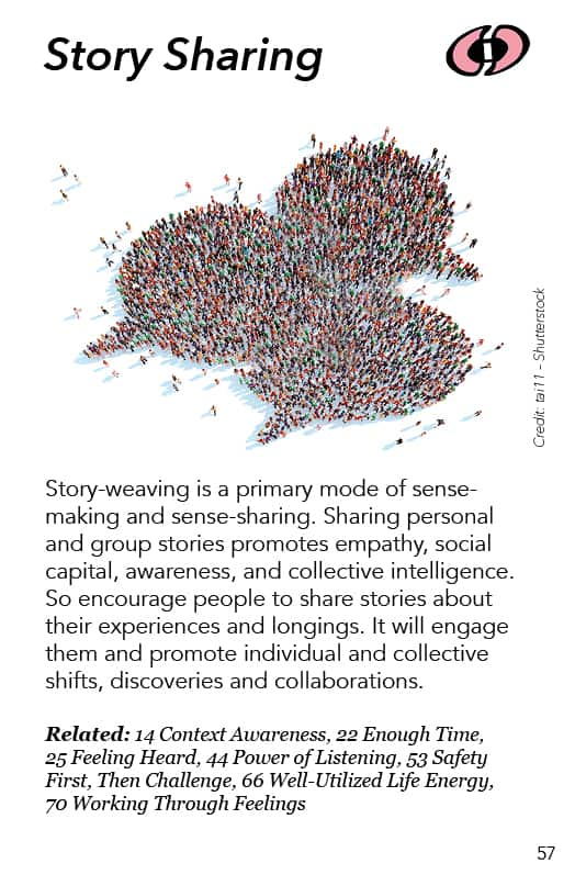 57 – Story Sharing
