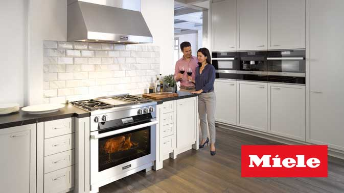 miele kitchen wallpaper for walls new sold online wdc bath center is an authorized direct seller of appliances
