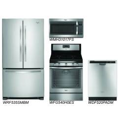 Cheap Kitchen Appliance Packages Sink Base Discount Package Whirlpool 4 Piece Stainless Steel
