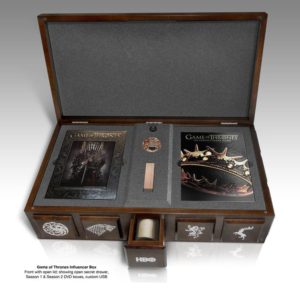 HBO - Game of Thrones Media Kit