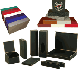 MinnMade Composite boxes, packaging by WDI Companies
