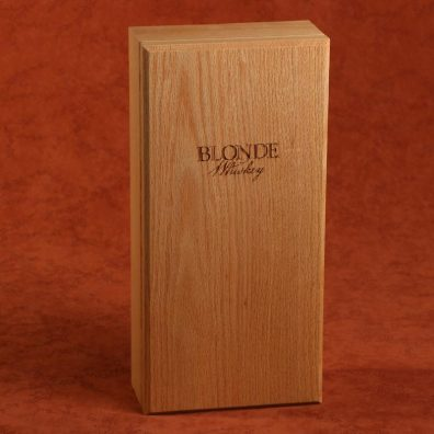 Blond Whiskey Retail Package