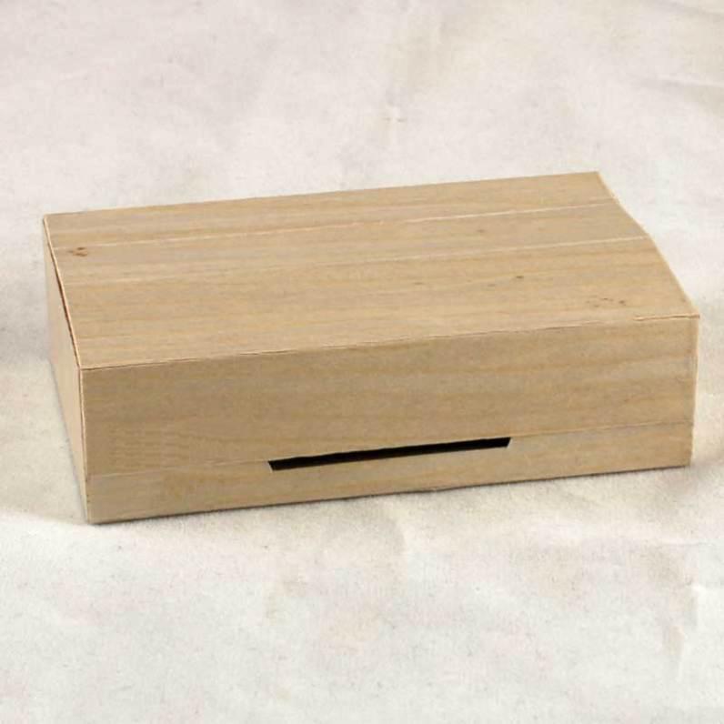 WDI - Birch Veneer Business Card Holder